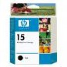 HP Model C6615D No.15 Black Inkjet Cartridge