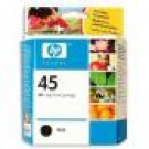 HP No.45, 51645A Black Ink Cartridge
