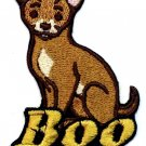 Custom Personalized Iron-on Patch - Chihuahua