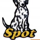 Custom Personalized Iron-on Patch - Dalmation