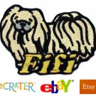 Custom Personalized Iron-on Patch - Pekingese