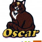 Custom Personalized Iron-on Patch - Maine Coon