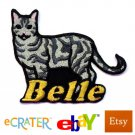 Custom Personalized Iron-on Patch - American Shorthair