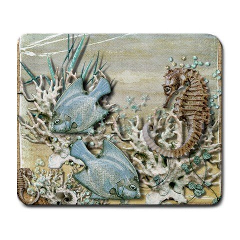 OCEAN SEA SCENE Mousepad Office Large 25088565 BSEC