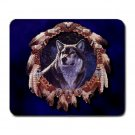NATIVE AMERICAN WOLF DESIGN Mousepad Office Large 25088571 BSEC