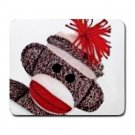 SOCK MONKEY DESIGN Mousepad Office Large 25916325 BSEC
