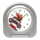 SOCK MONKEY Travel Alarm Clock 25916337 BSEC