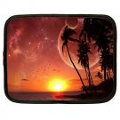 ORANGE MOON SCENE netbook laptop 15 inch case cover sleeve XXL 26754647 BSEC