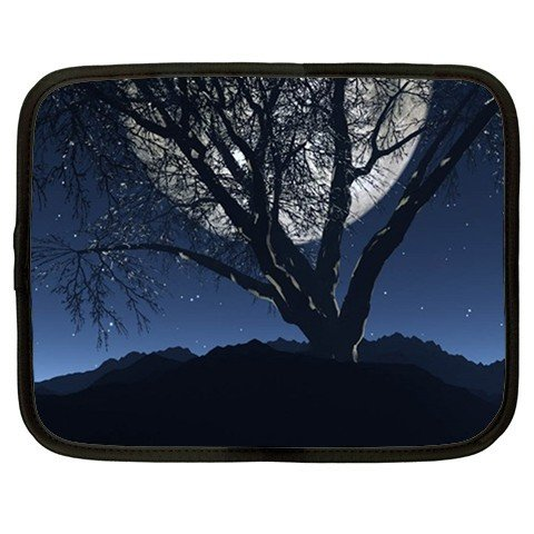 MOON AND TREE netbook laptop 15 inch case cover sleeve XXL 26754675 BSEC
