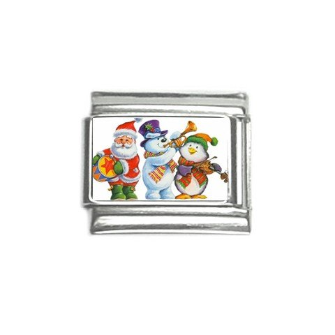 Holiday Snowmen Italian Charms Single 9mm 29147739