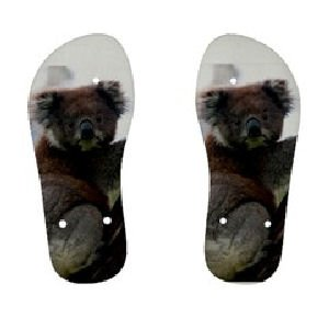 Koalas Childrens FLIP FLOPS Beach Sandals sz Kids 1 KM 30070821