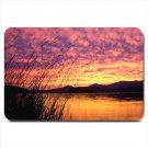 Sunset Lake Landscape Design Indoor Doormat Mats Rug for Bedroom or Bathroom