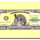 Million Dollar Bill Rug or Indoor Mat for Office, Mancave or any Room