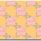 Sweet Baby Nursery Room Mats Rug