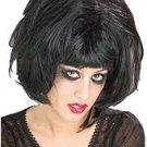 Unhappily Ever After Black Fright Wig