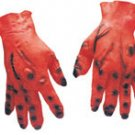 Gory Red Latex Hands