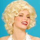 Blonde Bombshell Gaga-Style Wig