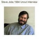 Steve Jobs 1994 Uncut Interview [DVD] Silicon Valley Historical Association