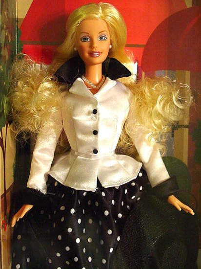 TALK OF THE TOWN Barbie Doll Special Edition MIB!