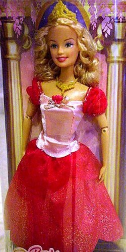 Barbie Dancing Princess Mint in Box!!