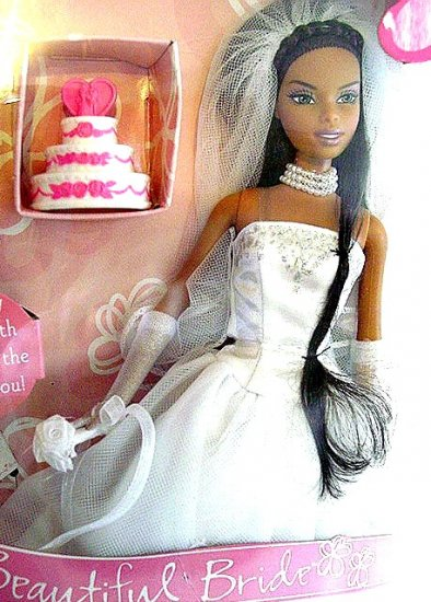 Beautiful Bride Barbie New In Box!