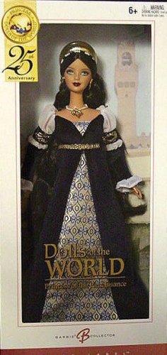 Princess of the RENAISSANCE IBarbie DOTW NIB!!