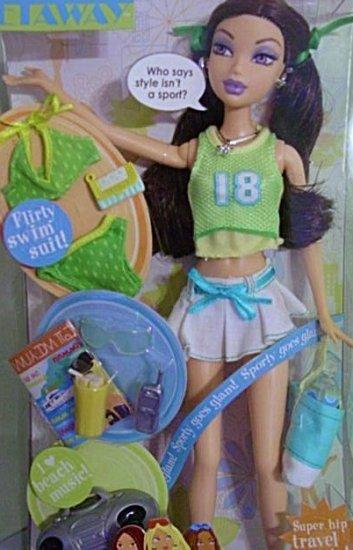 Miami Getaway Nolee Barbie Doll New in Box!!
