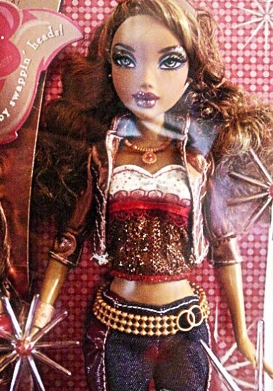 My Scene Swappin' Styles Madison Doll New in Box!!