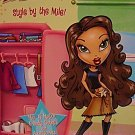 Lil Bratz Funky Fashion Paper Dolls New!
