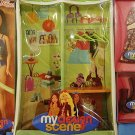 My Scene Nolee Barbie Doll Tote & Outfit Giftset New!!