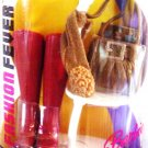 Fashion Fever Boots Purse and Belt - Barbie Doll Shoes