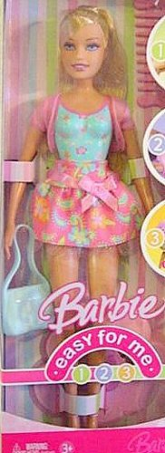 Barbie Easy For Me 1 2 3 New In Box!!