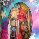 American Idol Barbie Stage / Case New!!