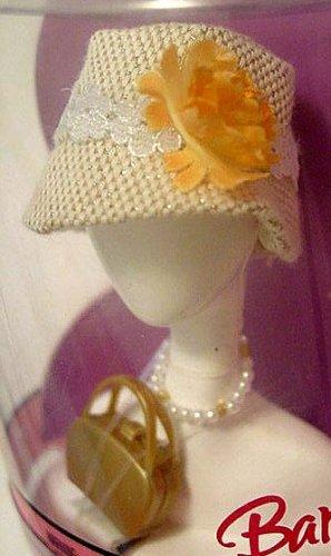 FASHION FEVER Accessories Hat Necklace & Purse NIP