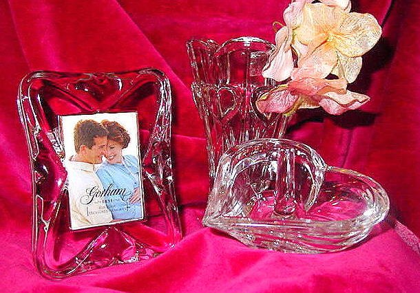 Mothers Day Gift Set Ring Holder, Vase, Picture Frame New!