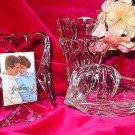 Mothers Day Gift Set Ring Holder, Vase, Picture Frame New!