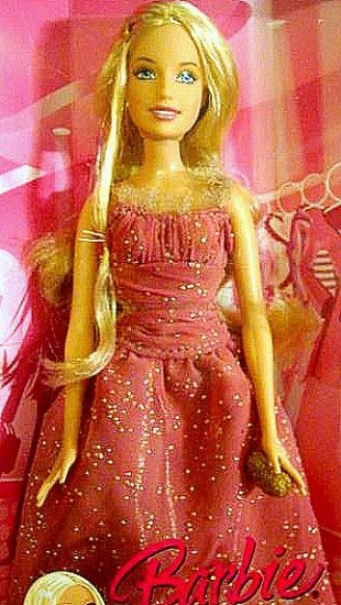 Fashion Fever Barbie Doll New In Box!!