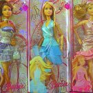 Barbie, Summer and Teresa Set of Three Sparkling Barbie Dolls