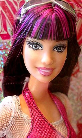 Rockin Raquelle Barbie Doll New in Box! Free Shipping!