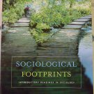 Sociological Footprints Tenth Edition by Leonard Cargan, Jeanne H. Ballantine