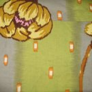 Rowan Fabrics - Amy Butler - Lotus Brown - Water Lil - AB-15 - 34 inches