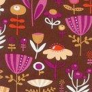 Free Spirit - Westminster - Erin McMorris - Park Slope - Poppy Dot Floral - Pattern #EM02 - 1 yard
