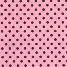 Michael Miller - Dumb Dot - Pattern # C-2490_Pink - 1 yard