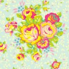 Free Spirit - Heather Baily's - Pop Garden - Pattern #HB01 - Rose Bouquet - 1 yard