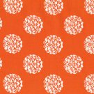 Michael Miller - Paula Prass's Woodland Delight - Bloom - DC4083_Orange - 1 yard