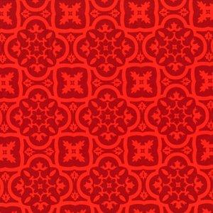Michael Miller - Patty Young's Andalucia - Moorish Tile - Pattern# DC3896 - 1 yard