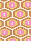 Rowan Fabrics - Amy Butler - Midwest Modern - Rust - Pattern #: AB25 - 1 yard