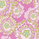 Rowan Fabrics - Amy Butler - Daisy Chain - Rose - Pattern #: AB42 - 1 yard