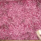 "Purple Palm Designed Style Batiks Print - 27"" - Unknown Artist"