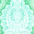 Free Spirit - Jennifer Paganelli - Flower Power Kate's Wish Mint